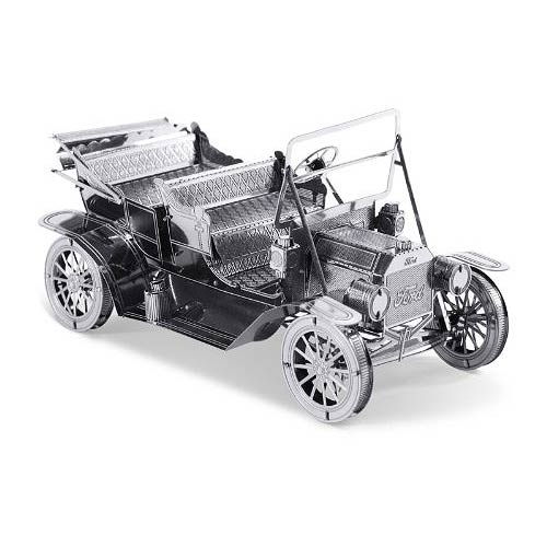 Ford Model T 1908 Car Metal Earth Model Kit