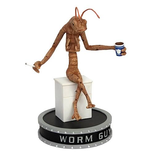 Men In Black Worm Guy Bobble Head