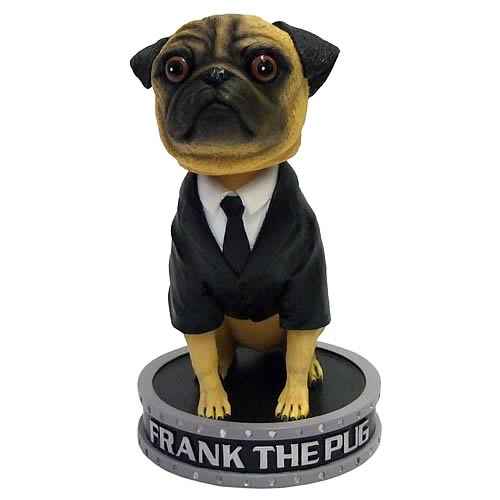 Men In Black Frank the Pug Bobble Head