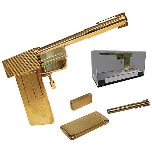 James Bond Golden Gun Limited Edition Prop Replica