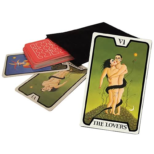 James Bond Solitaire Tarot Cards Prop Replica