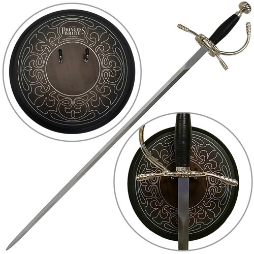 Princess Bride Dread Pirate Roberts Sword Prop Replica