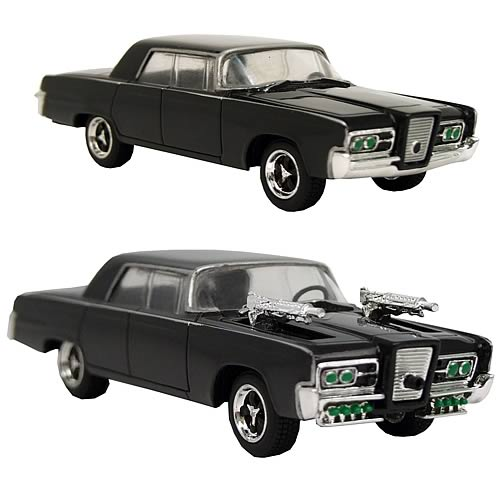 Green Hornet Movie Die-Cast Vehicle Set