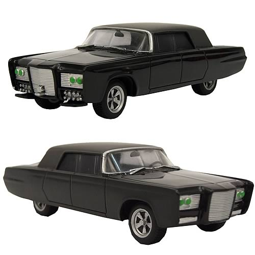 Green Hornet TV Series Die-Cast Vehicle Set