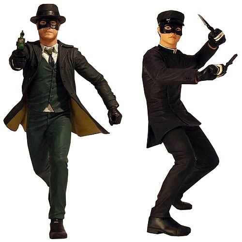 Green Hornet Movie Action Figure Set