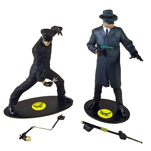 Green Hornet TV Series Action Figure Box 2-Pack