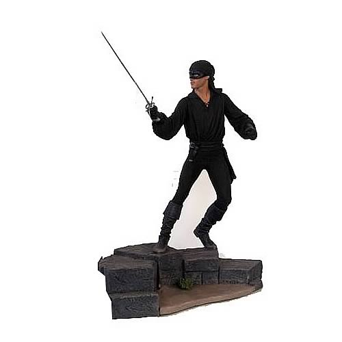 Princess Bride Dread Pirate Roberts Duel Statue