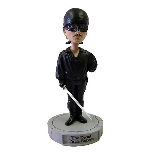 Princess Bride Dread Pirate Roberts Bobble Head