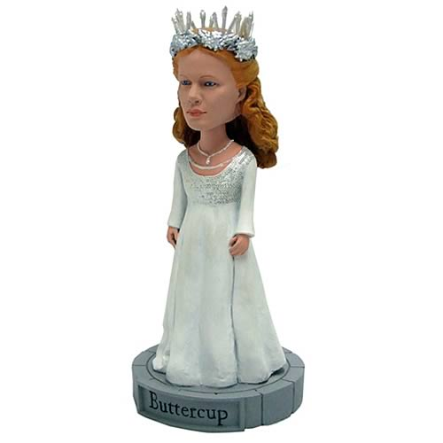 Princess Bride Buttercup Bobble Head