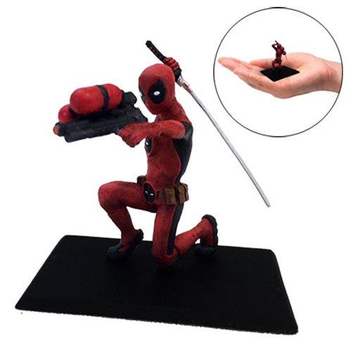 Deadpool Kidpool Metal Miniature Mini-Figure