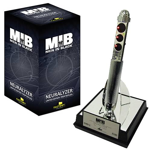 Men in Black II Neuralyzer 1:1 Scale Prop Replica