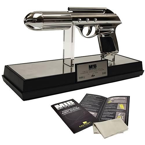 Men in Black J2 Standard Issue Agent Sidearm Prop Replica