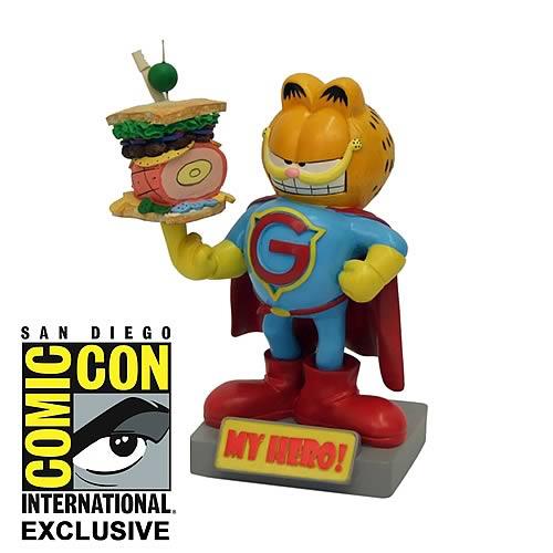 Garfield My Hero Bobble Head