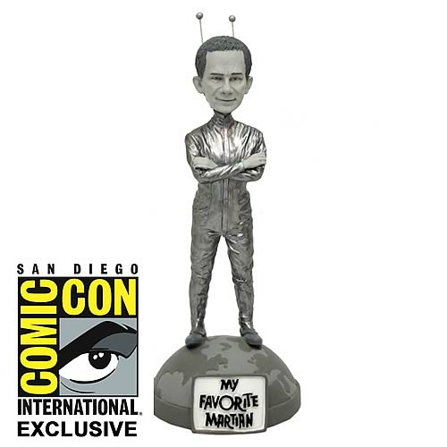 My Favorite Martian Uncle Martin SDCC 2012 Bobble Head