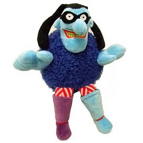 Beatles Blue Meanie Collectible Plush