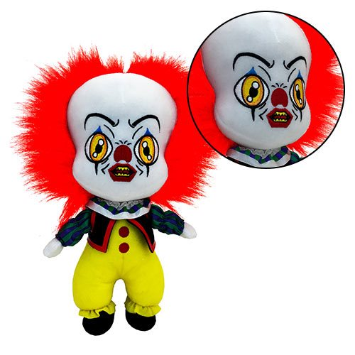 It Pennywise Neibold House Clown 10-Inch Plush