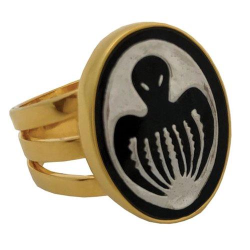 James Bond Thunderball SPECTRE Agent Ring Prop Replica