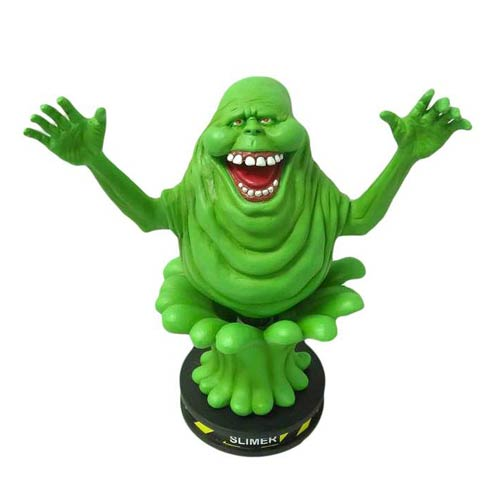 Ghostbusters Slimer Bobble Head