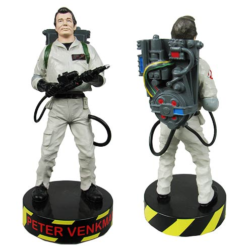 Ghostbusters Peter Venkman Talking Premium Motion Statue