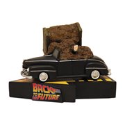 Back to the Future Manure Accident Premium Motion Statue