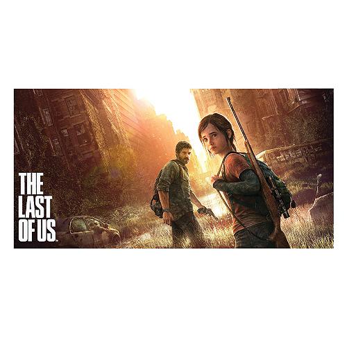 The Last of Us Joel and Ellie Beach / Bath Towel