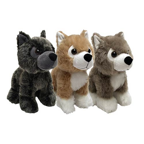 Game of Thrones Direwolf Cub Wave 2 Plush Set