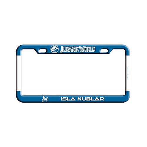 jurassic world isla nublar license plate frame - Mermaid License Plate Frame