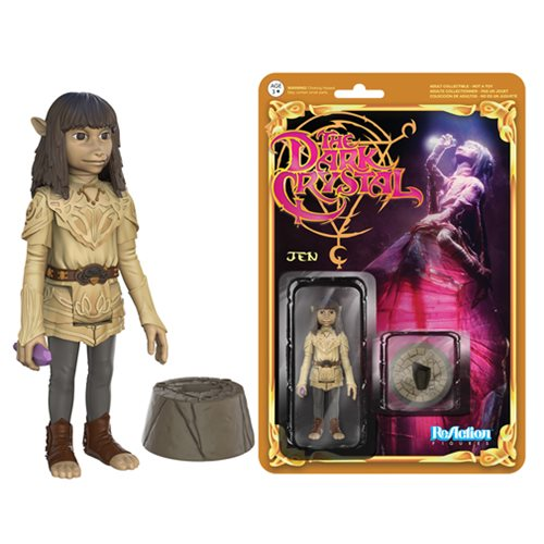 Dark Crystal Jen ReAction 3 3/4-Inch Retro Action Figure