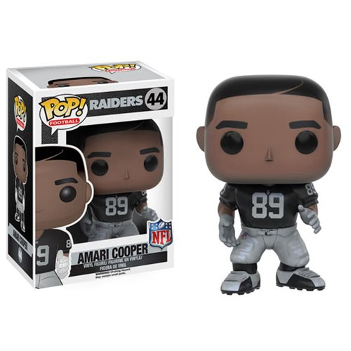 NFL Amari Cooper Wave 3 Pop! Vinyl Figure  Funko  Sports: Football  Pop! Vinyl Figures at