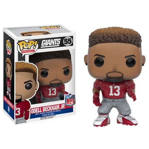Nfl Odell Beckham Jr Wave 3 Pop Vinyl Figure Funko
