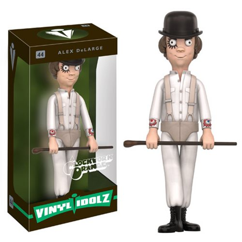 A Clockwork Orange Alex Vinyl Idolz Vinyl Figure Funko