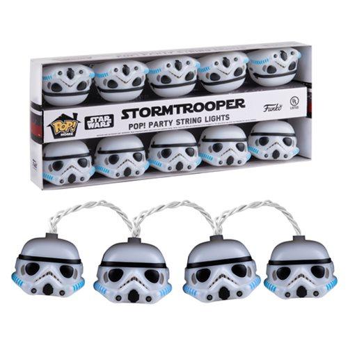 Star Wars Stormtrooper Pop! Party String Lights