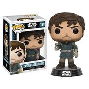 Star Wars Rogue One Captain Cassian Andor Pop! Vinyl