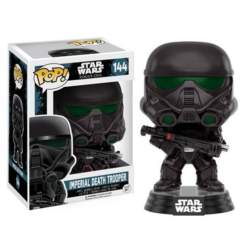 star wars rogue one imperial death trooper pop vinyl funko star wars pop vinyl figures. Black Bedroom Furniture Sets. Home Design Ideas