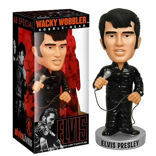 Elvis Presley 1968 Bobble Head