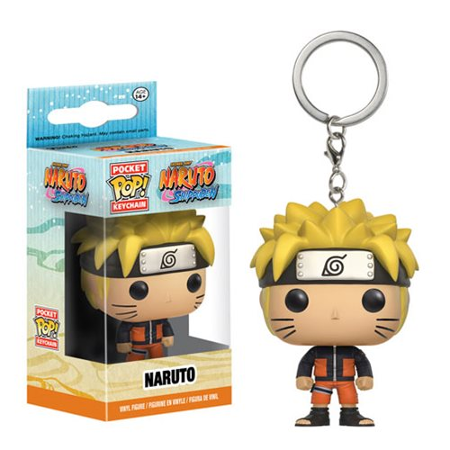 Naruto Pocket Pop! Key Chain