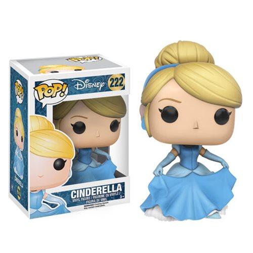 Cinderella Gown Version Pop! Vinyl Figure