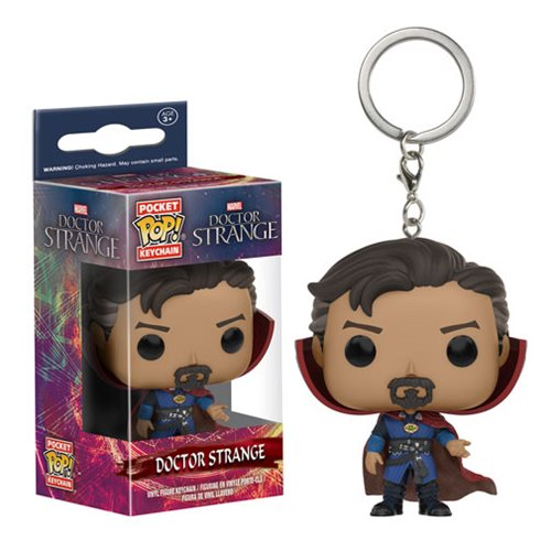 Doctor Strange Movie Pop! Key Chain
