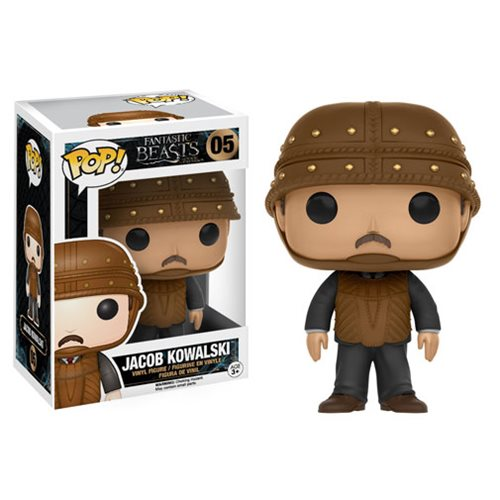 Fantastic Beasts Jacob Pop! Vinyl Figure