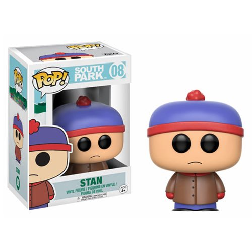South Park Stan Pop! Figure, Not Mint