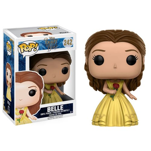 Beauty and the Beast Live Action Belle Pop! Vinyl Figure