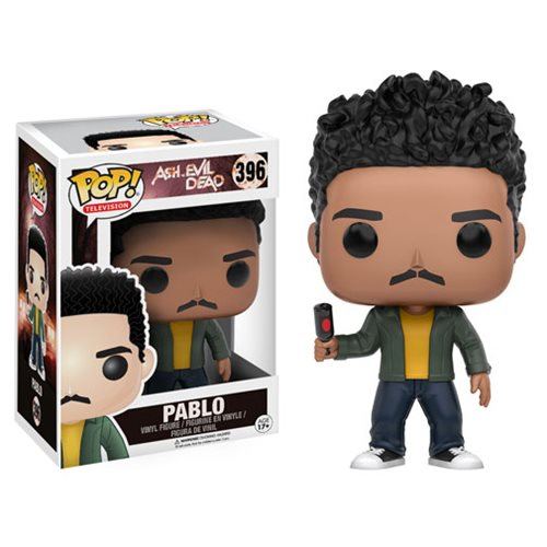 Ash vs Evil Dead Pablo Pop! Vinyl Figure