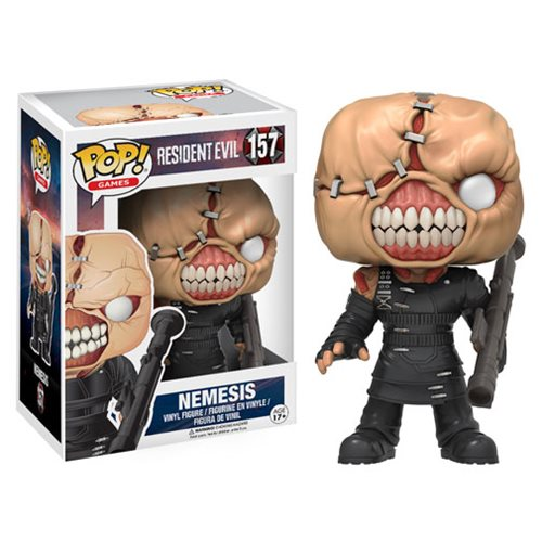 Resident Evil The Nemesis Pop Vinyl Figure Funko