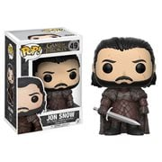 Game of Thrones Jon Snow Pop! Vinyl Figure #49