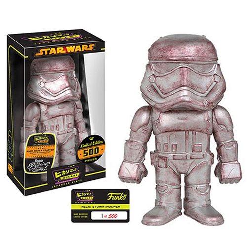 Star Wars First Order Stormtrooper Hikari Figure, Not Mint