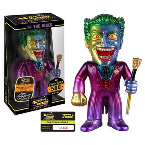 Batman Spectrum Joker Hikari Sofubi Vinyl Figure Funko