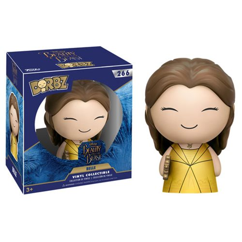 Beauty and the Beast Belle Gown Dorbz Vinyl Figure
