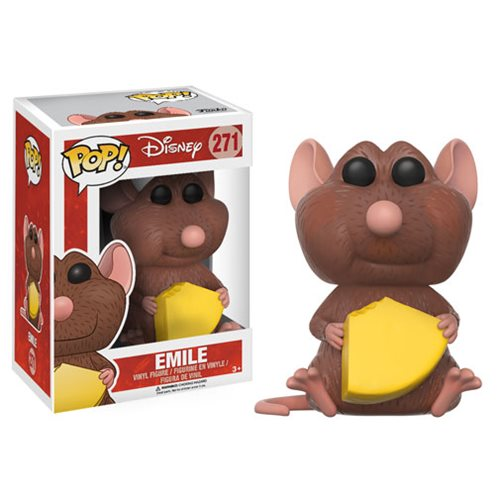Ratatouille Emile Pop! Vinyl Figure