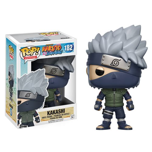 Naruto Kakashi Pop! Vinyl Figure