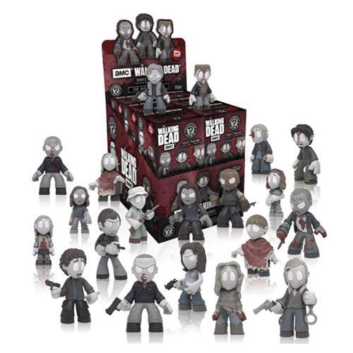 Walking Dead In Memoriam Mystery Minis Series 5 4-Pack